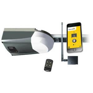 Elektrischer Garagentorantrieb: Schellenberg Drive Action inkl. Bluetooth Modul und gratis App als Fernbedienung