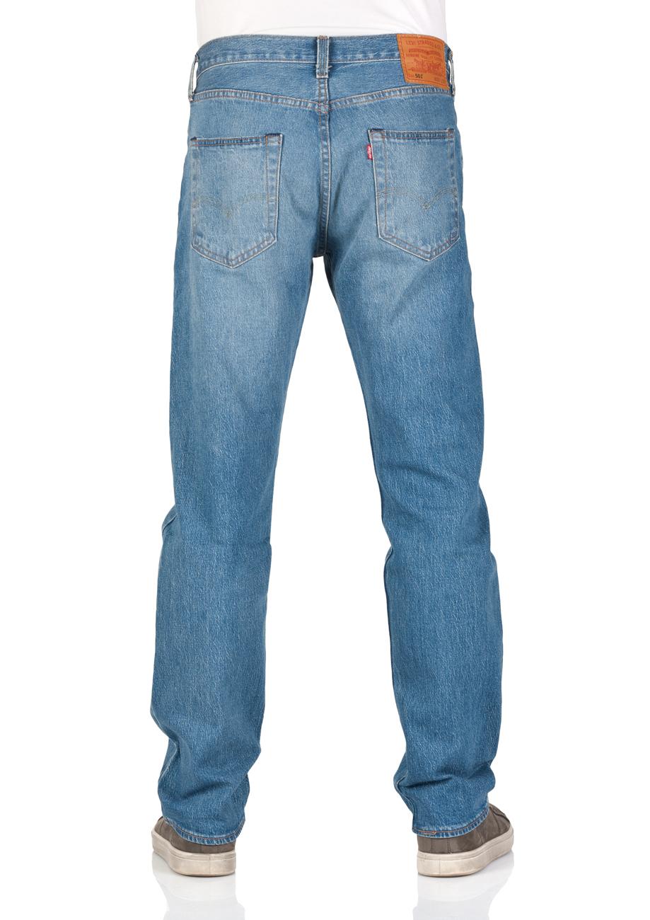 Levis® Herren Jeans 501® - Original Fit mit 20% extra Rabatt auf Sale