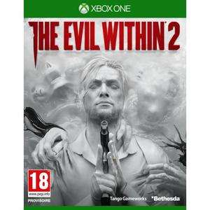 The Evil Within 2 (Xbox One & PS4) für je 4,99€ (Cdiscount)