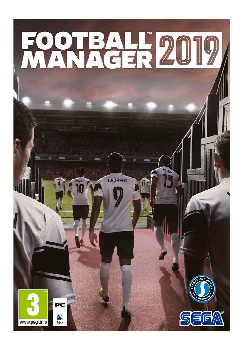 Football Manager 2019 (Steam Code) für 11,05€ (SimplyGames)