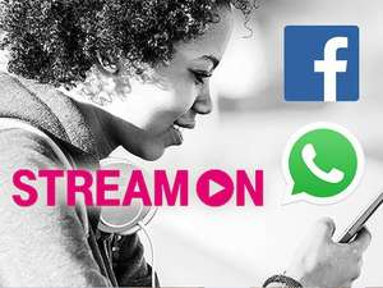 Telekom - Mobilfunk StreamOn Social & Chat 24 Monate kostenlos (inkl YouTube) auch in kleineren Verträgen / StreamOn Gaming kostenlos