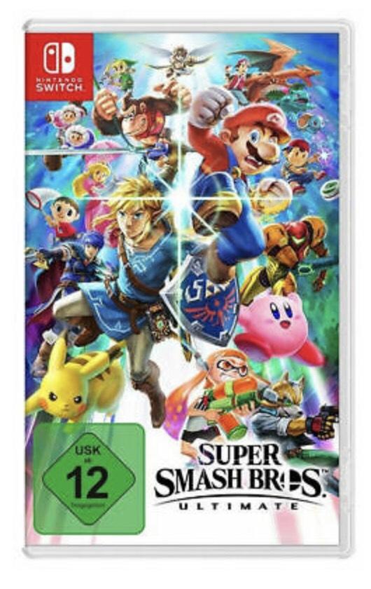 Super Smash Bros Ultimate Nintendo Switch bei eBay.de