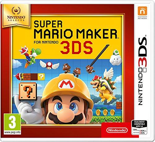Super Mario Maker für Nintendo 3DS & Donkey Kong Country Returns 3D (3DS) für je 13,97€ (Amazon FR)