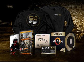 AMD Ryzen 2700X Gold Edition zum Preis der Standard Variante. (ca. 10% off)