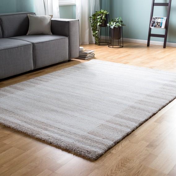 1.8x160x230cm Beige Teppich aus Webstoff bei home24 & Kostenloser Versand