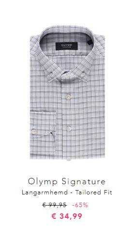 Olymp Signature Hemden bei BestSecret