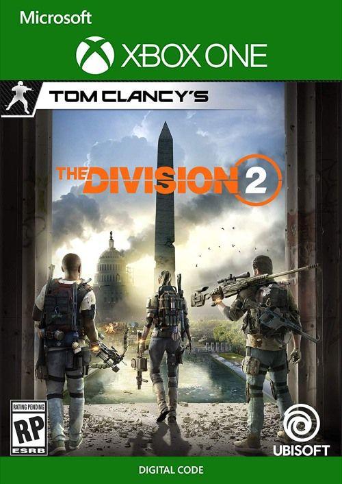 Tom Clancy's The Division 2 (Xbox One) für 16,79€ (Cdkeys)