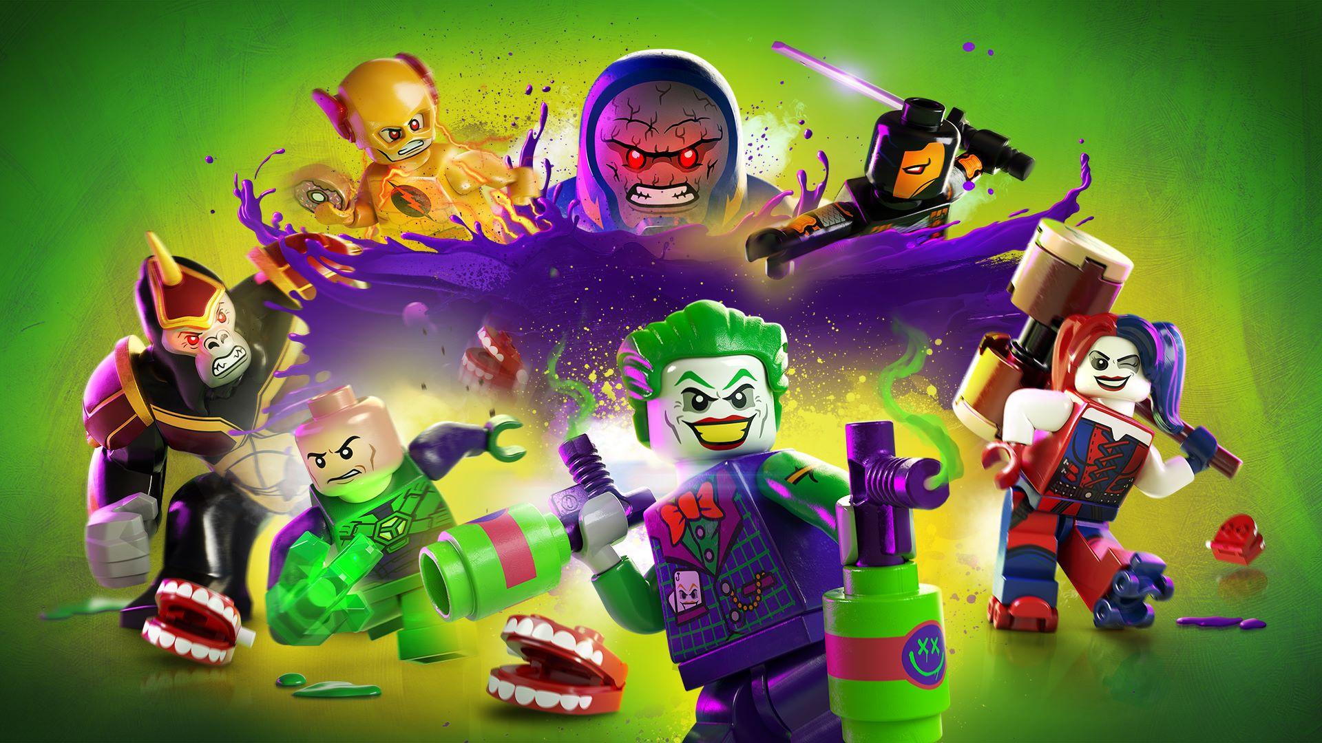 LEGO DC Super Villains (Xbox One) kostenlos zocken bis zum 16.06.2019