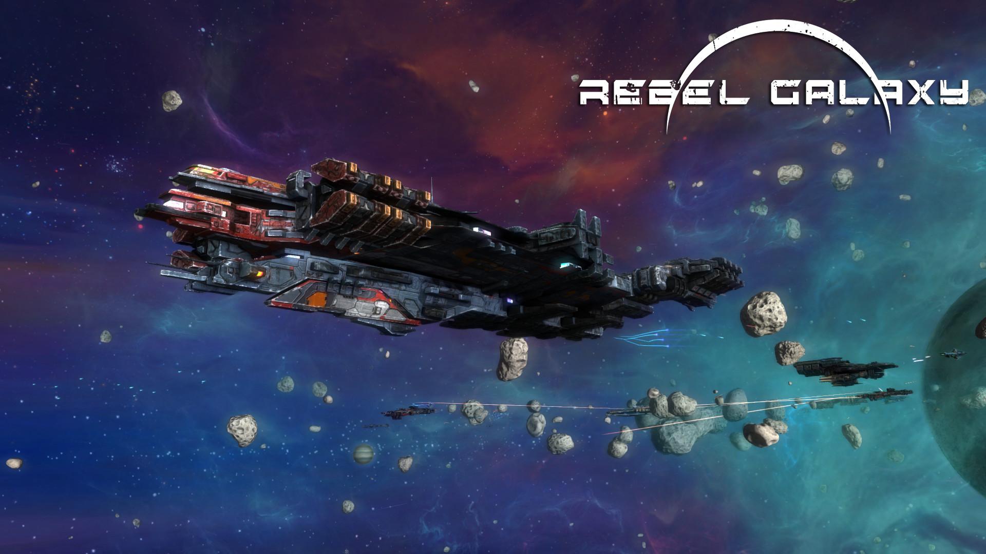 Rebel Galaxy kostenlos ab dem 20.06.19 (Epic Games Store)