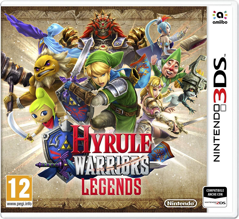 Hyrule Warriors Legends (3DS) für 18,60€ (Amazon IT)