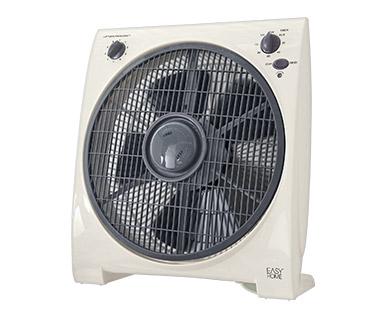Kompakter kräftiger Ventilator bei Aldi Süd