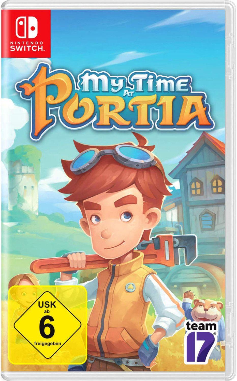 My Time at Portia (Nintendo Switch eShop)