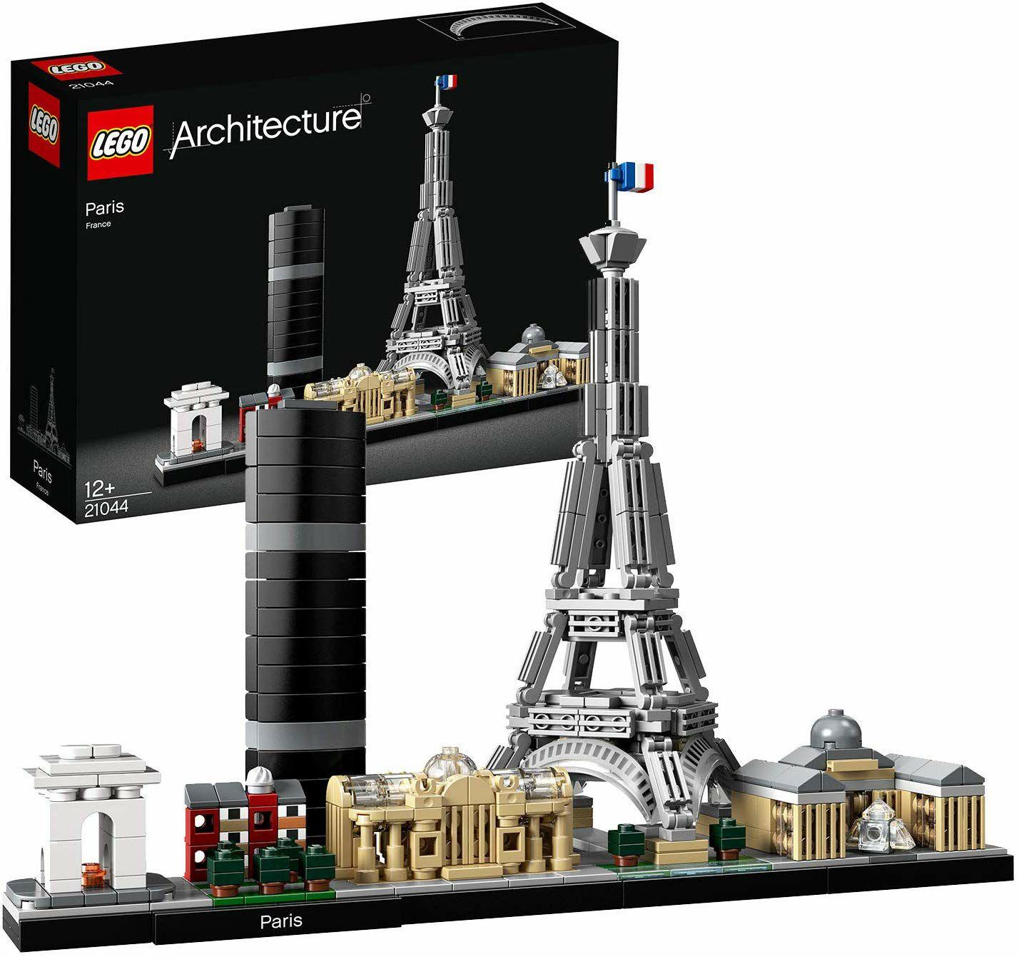 LEGO Architecture - Paris (21044) für 27.19€ (Amazon.fr)