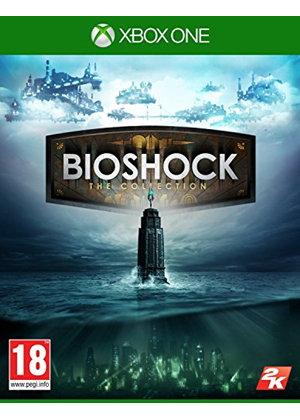 BioShock: The Collection (Xbox One) für 14,65€ (Base.com)