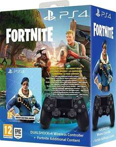 PlayStation 4 »DUALSHOCK®4« Wireless-Controller (inkl. Fortnite Content) [Otto]