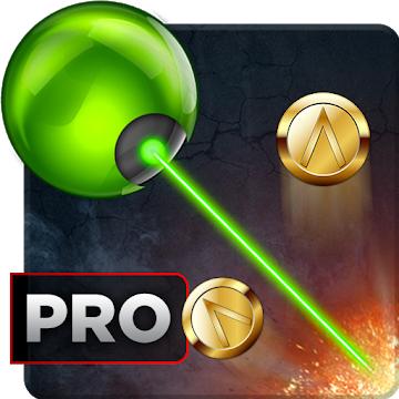 Free Android Spiele Apps: LASERBREAK 2 (4.5*), Kniffliges Geduldsspiel [Google Play Store]