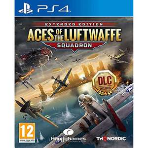 Aces of the Luftwaffe: Squadron Extended Edition (PS4) für 12,90€ (Amazon FR)