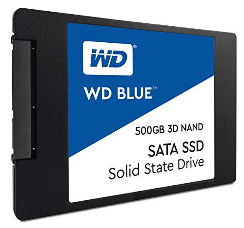 [Amazon] WD Blue 500GB SSD