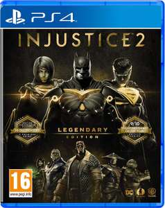 Injustice 2 Legendary Edition (PS4) für 20,68€ & (Xbox One) für 15,13€ (Amazon UK)