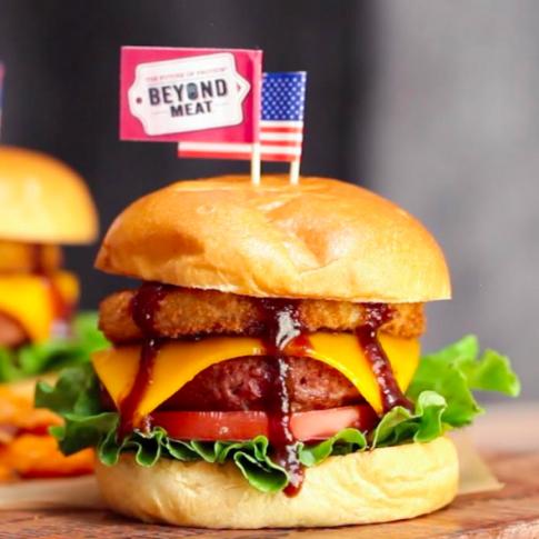 Beyond Meat Burger (mit Coupon neuer Bestpreis möglich) [Netto-MD]