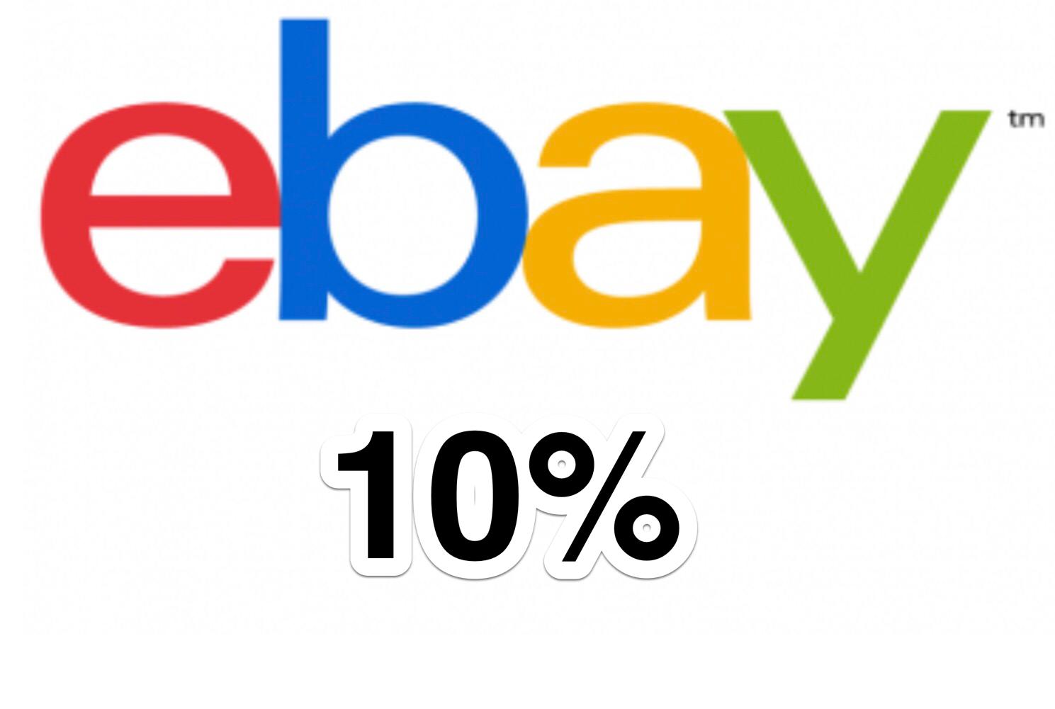 10% auf ALLES bei ebayUK - max. ca. 112€ Rabatt (MBW ca. 56€) - z.B. Apple Airpods 2 für 146,65€