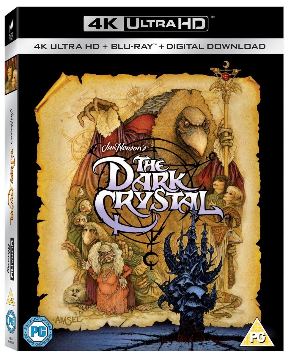 Der Dunkle Kristall (4K Ultra HD Blu-ray) für 12,32€ & Men in Black (4K Ultra HD Blu-ray) 1-3 für je 12,32€