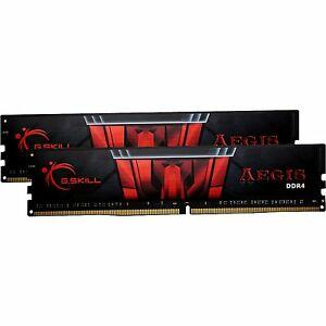 G.Skill Aegis DIMM Kit 16GB (2x 8GB Kit, DDR4-3000 RAM, CL16-18-18-38) für 59,85€ [Alternate@eBay]