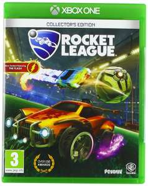 Rocket League Collectors Edition (Xbox One) für 15,13€ (Amazon UK)