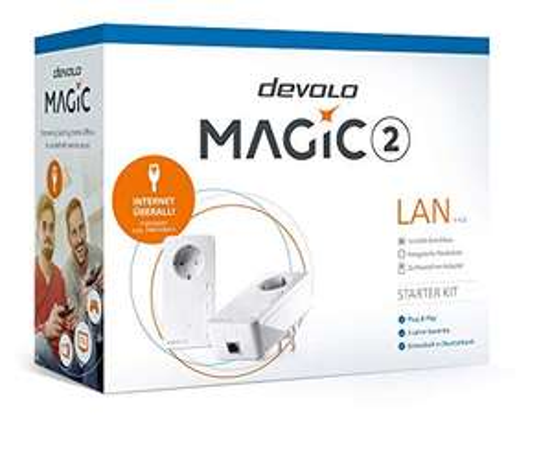 20 % auf Devolo Magic 1 + 2 Geräte [Amazon.de]
