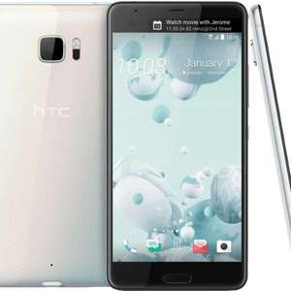 HTC U Ultra, NFC, 64/4GB, QC 3.0, Oreo, weiß oder pink [Rakuten]