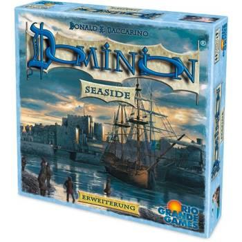 Dominion Erweiterung Seaside (Basisspiel ebenfalls leicht reduziert)