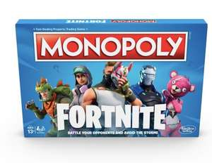 Monopoly Fortnite Edition E6603100