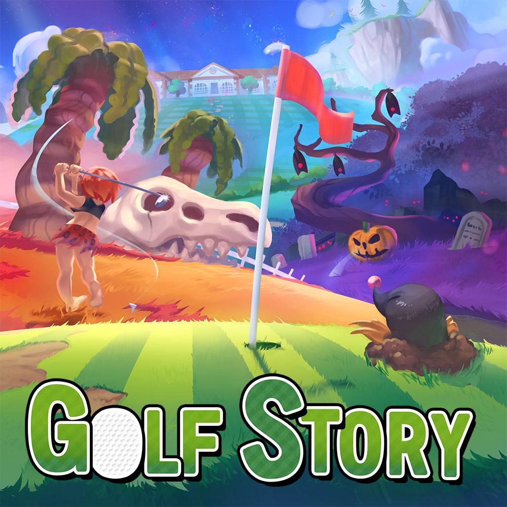 Golf Story (Switch) für 9,89€ oder für 7,67€ Südafrika (eShop)