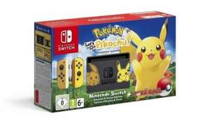 [Rakuten.de] Nintendo Switch Pokemon Let's Go, Pikachu