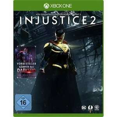 Injustice 2(Xbox One) [Ebay Conrad]