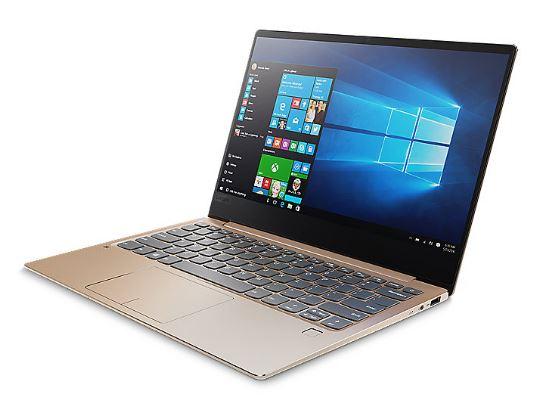 """Notebook Lenovo IdeaPad 720s-13IKB 81BV0056GE 13,3"""" FHD IPS i7-8550U 8GB/256GB SSD Win10 Champagnergold"""