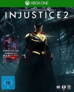 Injustice 2 (Xbox One) für 5€ (Conrad Filiale)