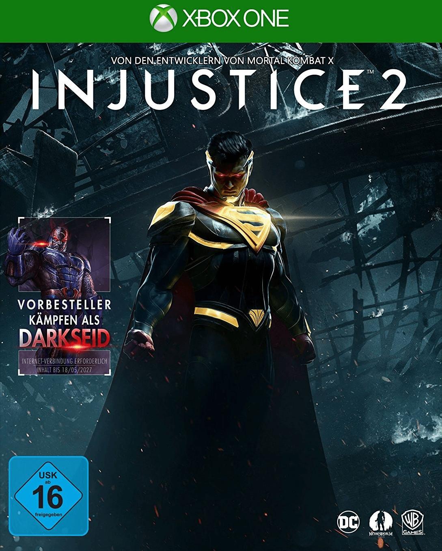 Injustice 2 (Xbox One) für 5€ (Conrad Filiale)