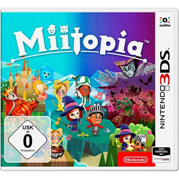 Miitopia (3DS) [Smythtoys]