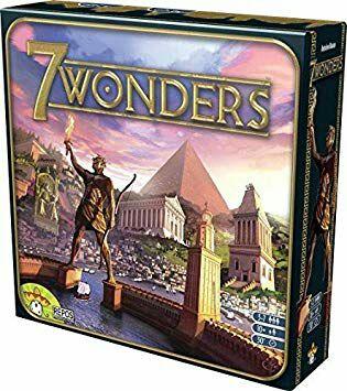 [Rakuten] 7 Wonders Brettspiel