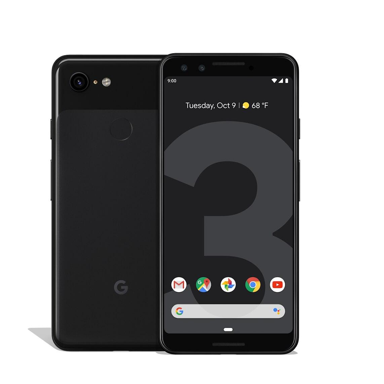 Google Pixel 3 just black 64 Gb