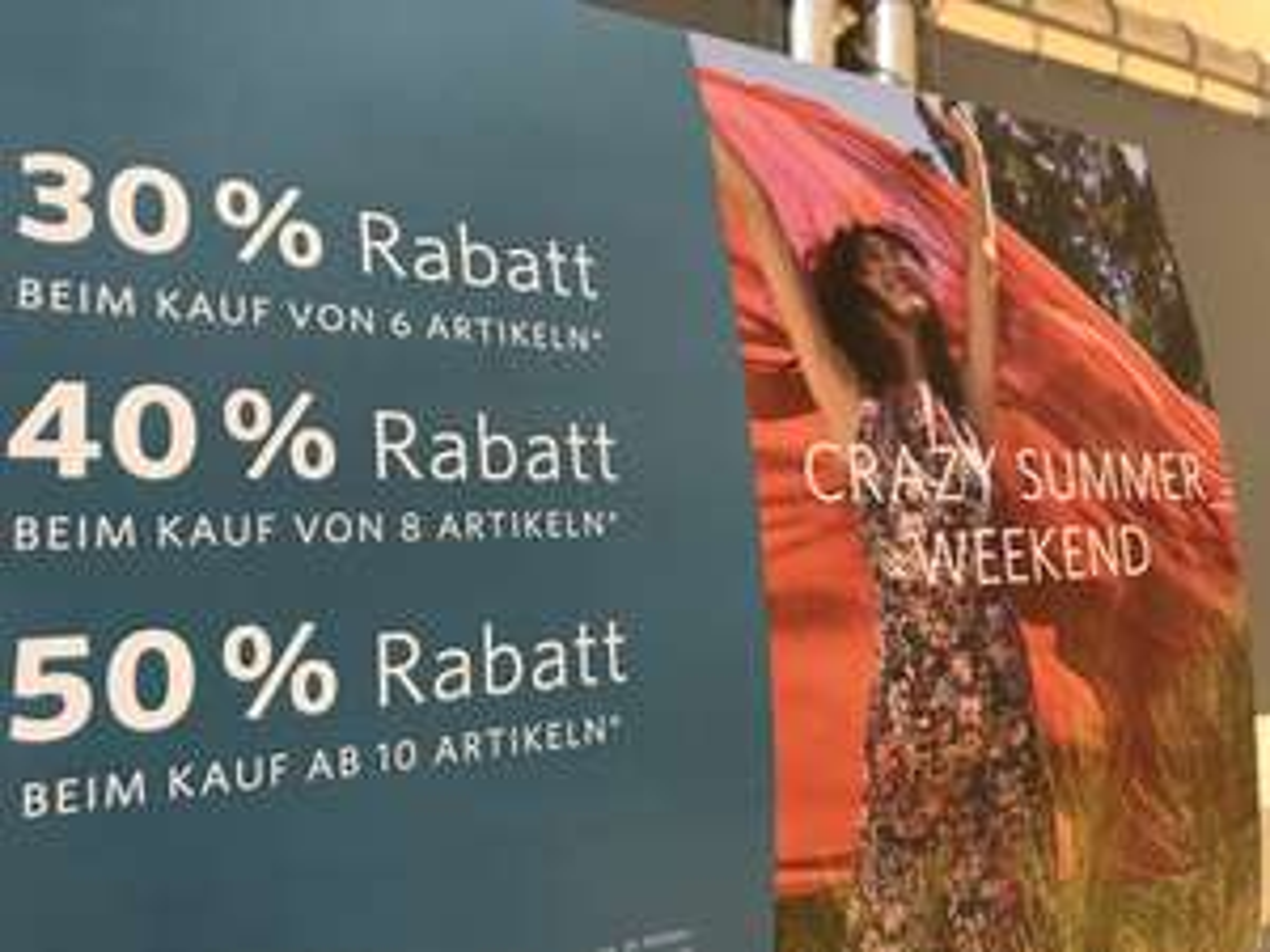 [Lokal] ESPRIT Outlet Ratingen: Bis zu 50% auf den gesamten Einkauf!