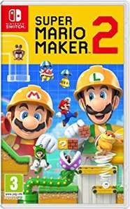 Super Mario Maker 2 - Nintendo eShop Download - ab 46,59€