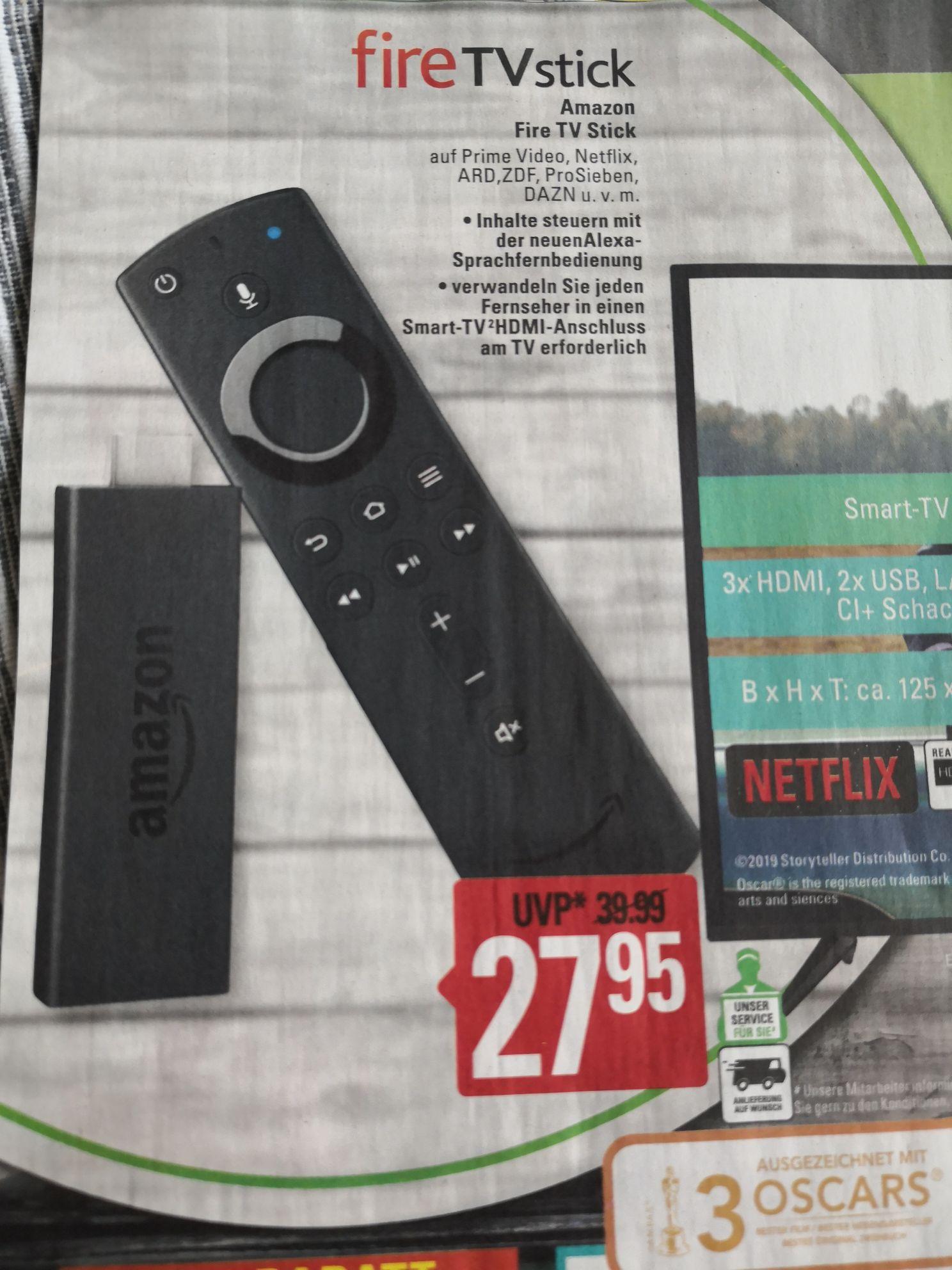 Fire Tv Stick (Lokal Marktkauf Minden / Herford)