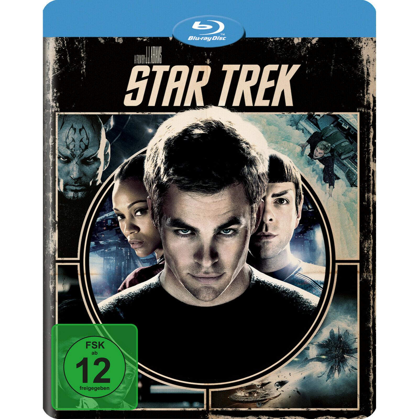 Star Trek Novobox Edition (Blu-ray) für 6€ versandkostenfrei (Saturn)