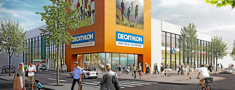 Decathlon Erfurt, 10,- Rabatt bei 30,- MEW mit Kundenkarte, Neueröffnung im T.E.C. Erfurt