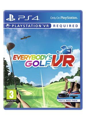 Everybody's Golf VR (PS4) für 21,60€ (Base.com)