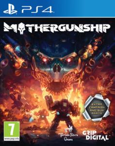 Mothergunship inkl. Additional 2 Hour Campaign & Unlocks 4 Extra Gun Parts (PS4 & Xbox One) für je 9,94€ (ShopTo)