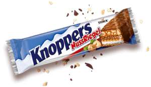 Knoppers NussRiegel 5er Pack 200g bei [Real / Penny / Rewe / Combi] ab 17.06.
