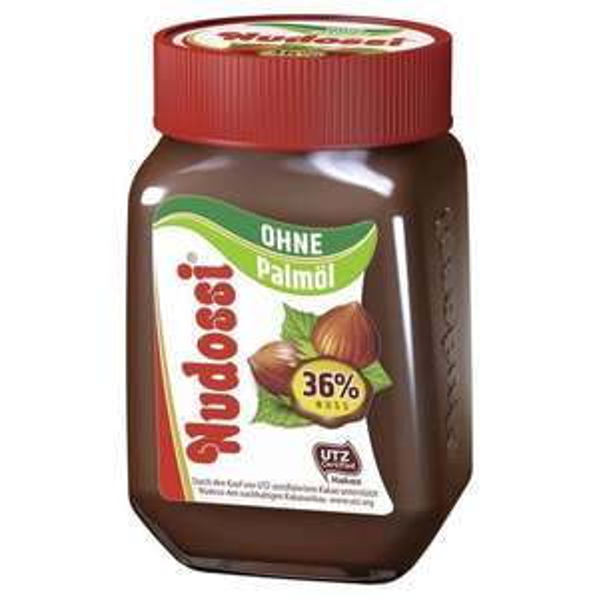 Nudossi Nuss-Nougat-Creme 300g Glas (ohne Palmöl) bei [Netto MD]